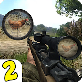 Game Chicken Shoot II Sniper Shooter APK for Windows Phone