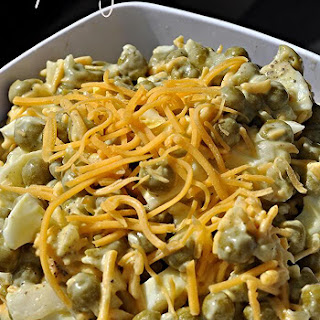 Pea Salad Canned Peas Recipes