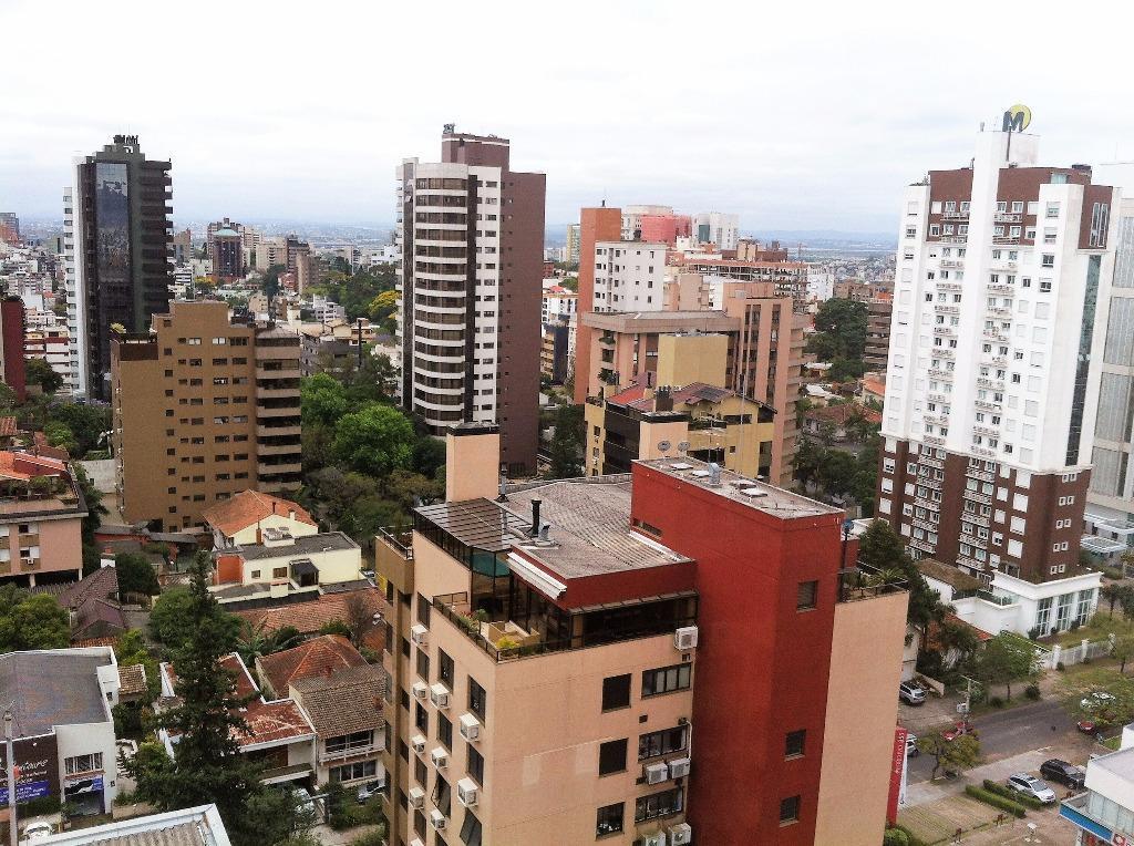 Cobertura de 2 dormitórios em Auxiliadora, Porto Alegre - RS