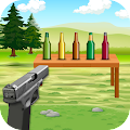 APK Game Bottle Shoot 3D for BB, BlackBerry