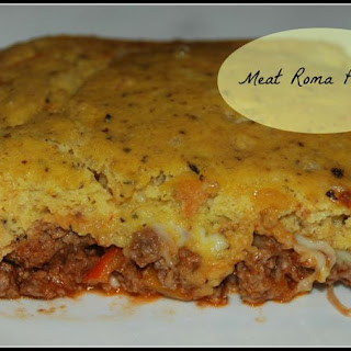 Cornbread Meat Pie Recipes