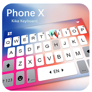 Tastatur für Telefon X android apps download