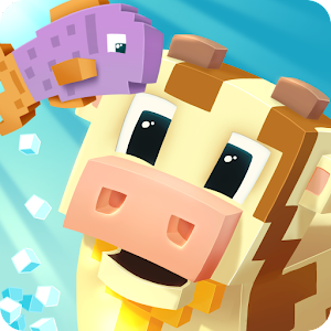 Blocky Farm New App on Andriod - Use on PC