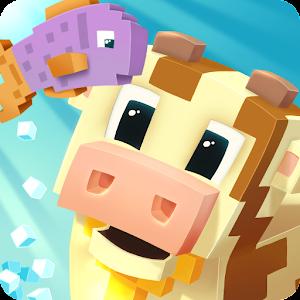 Blocky Farm For PC / Windows 7/8/10 / Mac – Free Download