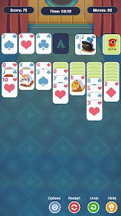Game Fancy Cats Solitaire apk for kindle fire