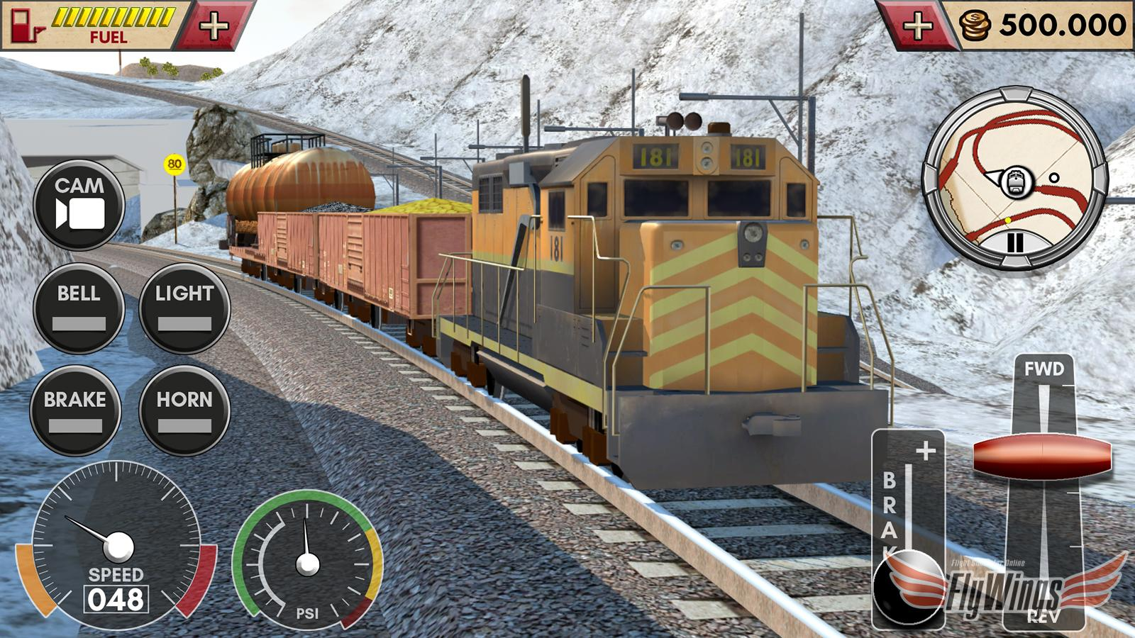 Train Simulator 2016 HD Screenshot 11