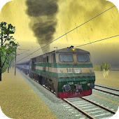 Download Indian Train Drive 2017 APK on PC