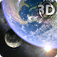 Earth & Moon in HD Gyro 3D Parallax Live Wallpaper APK