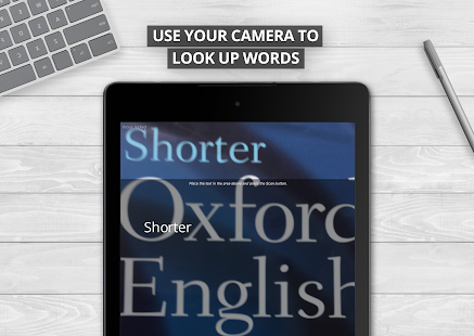 Oxford Dictionary of English : Free Screenshot