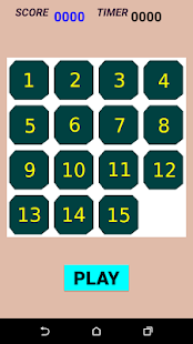 GeniusGRID (Brain training) - screenshot