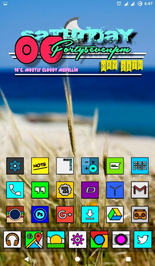 Segno - Icon Pack Screenshot 9