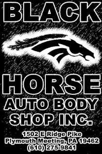 Black Horse Auto Body - screenshot