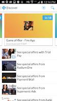 Screenshot of Swagbucks
