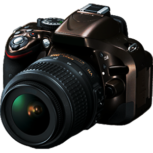 Professional HD Camera Icon