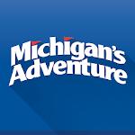 Michigan's Adventure Icon