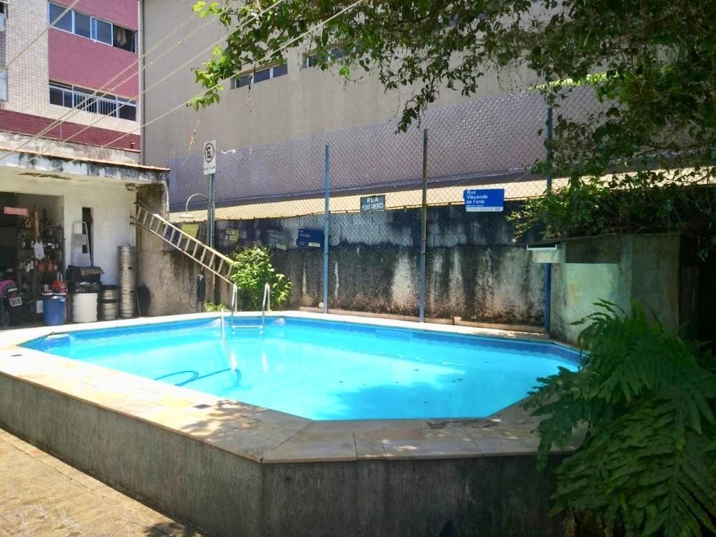 Sobrado com 3 dormitórios à venda, 243 m² por R$ 1.300.000,00 - Campo Grande - Santos/SP