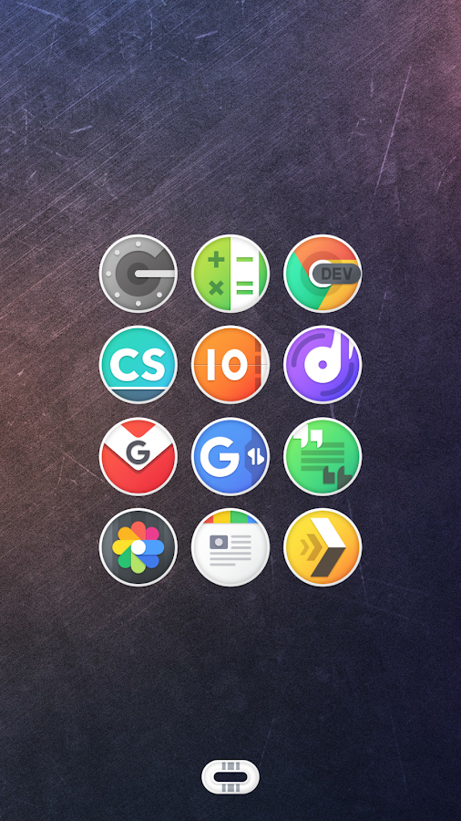 BoldR - Icon Pack(SALE!) Screenshot 1