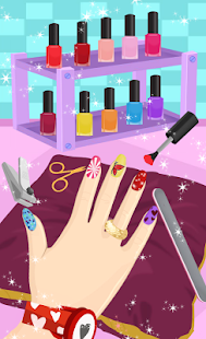 Game Beauty Makeup and Nail Salon apk for kindle fire