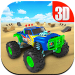 RC Monster Truck Driving 3D 1.2 Apk
