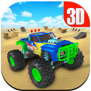 RC Monster Truck Driving 3D