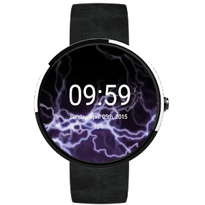 Electric Energy Watch Face Pro
