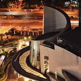 Other side of central park jakarta by Cuandi Kuo - Buildings & Architecture Office Buildings & Hotels