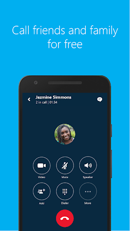 Skype - free IM & video calls 7.26.0.288 screenshot 576797