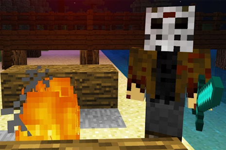 Map Friday the 13th Mod for MCPE for pc