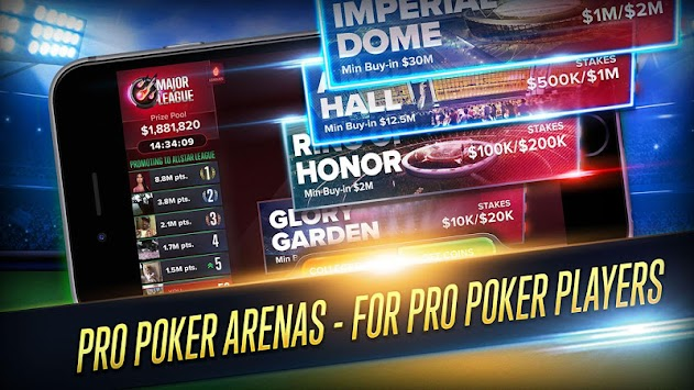 Poker Heat - Free Texas Holdem APK screenshot thumbnail 10