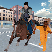 Police Horse - Crime Town Cops APK for Bluestacks