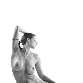 by Peter DuChene - Nudes & Boudoir Artistic Nude ( pose, sexy, nude, female, woman, naked, lady, tattoo, bare, dancer, sensual )