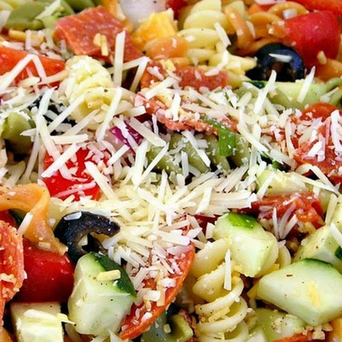Party Pasta Salad Recipes Yummly