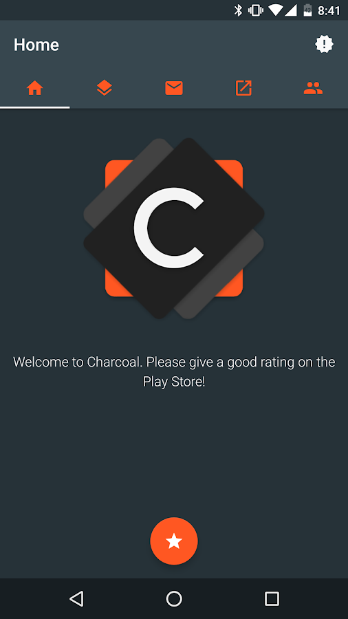 Charcoal - Icon Pack Screenshot 2