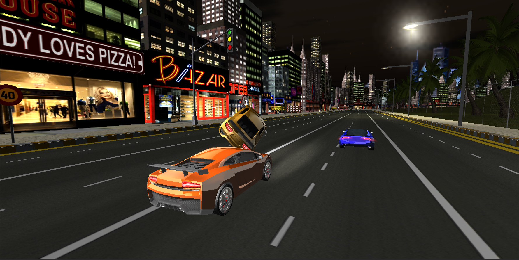 Racing Race 2016 Screenshot 2