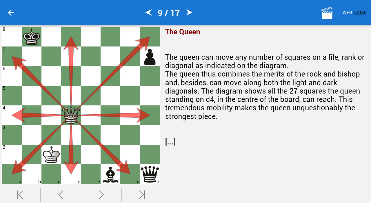 Chess: From Beginner to Club Screenshot 15