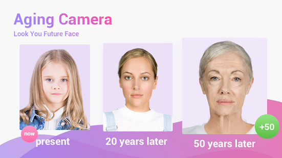 Facesecret Old Plus - Aging Shutter, Baby Predict for pc
