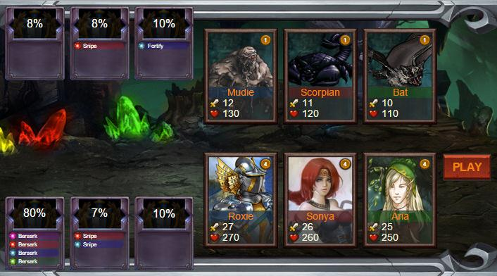 android TCG Legends [Beta] Screenshot 13