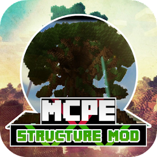 Structure Mod For MCPE - screenshot