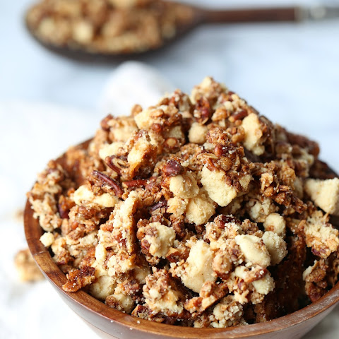 Coffee Cake Granola