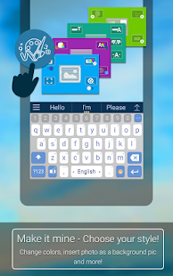 App ai.type Free Emoji Keyboard apk for kindle fire