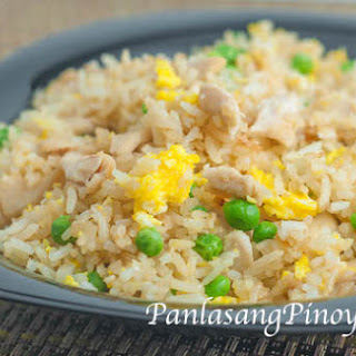 Chicken Egg Fried Rice