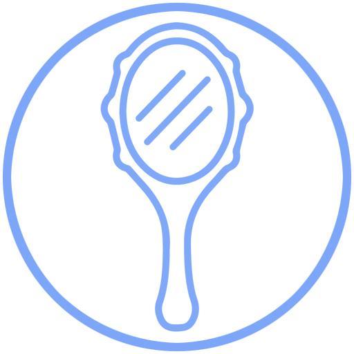 Mirror - (FLIP, Brightness) (app)