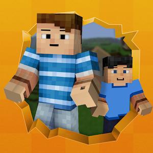 Cover art Blockmen Multiplayer for MC