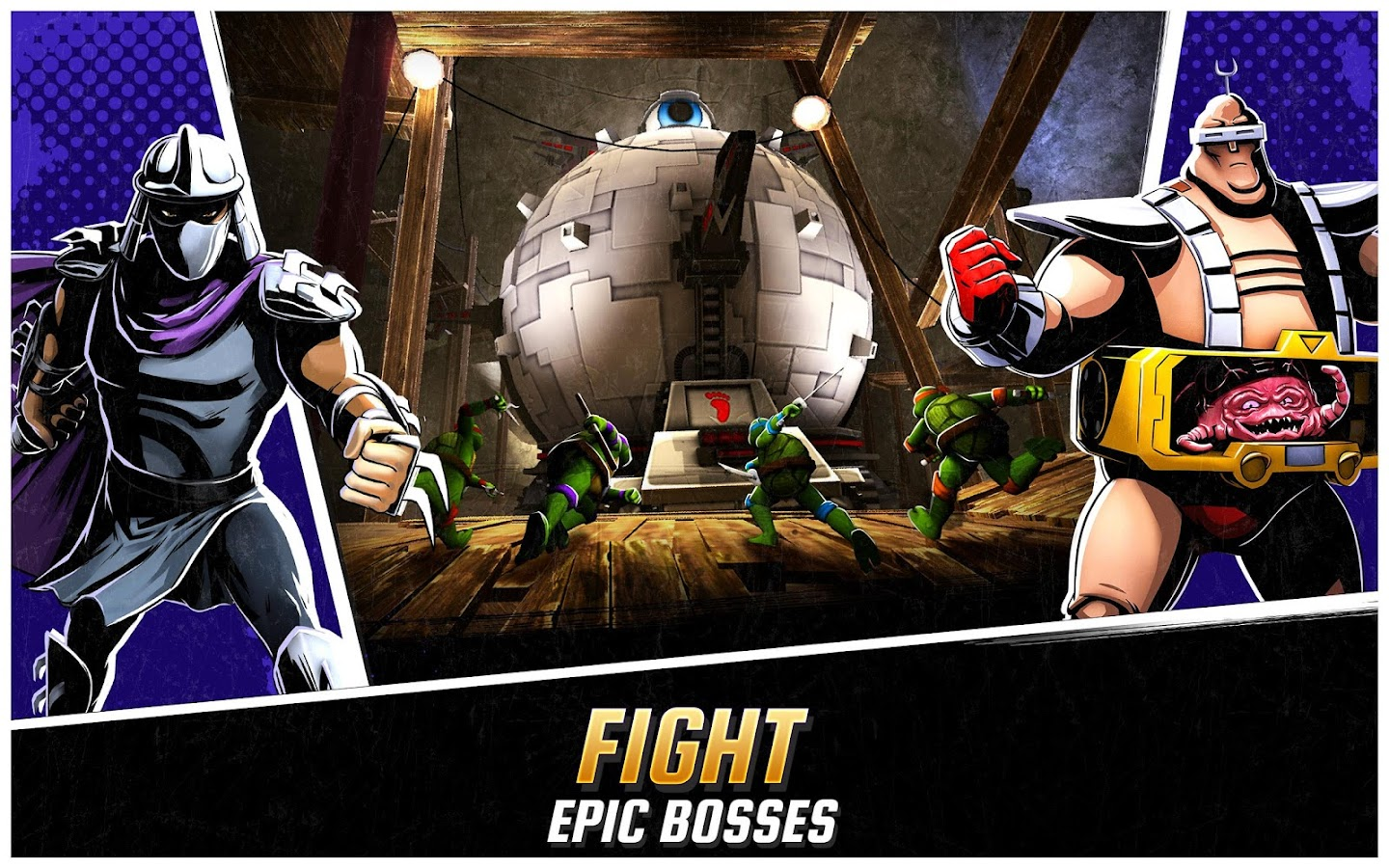 Ninja Turtles: Legends Screenshot 6