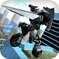 Download Robot X Ray Hoverboard 3D APK