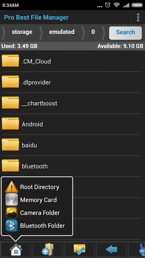 Pro Best File Manager Screenshot 3