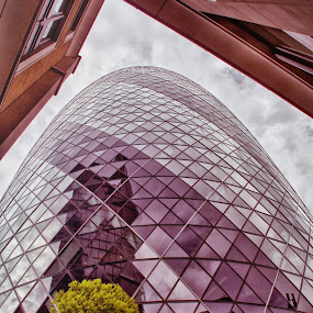 London Skyscraper by Balazs Romsics - Buildings & Architecture Office Buildings & Hotels ( london architect )