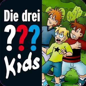 Cover art Die drei? ?? Kids – Phantom
