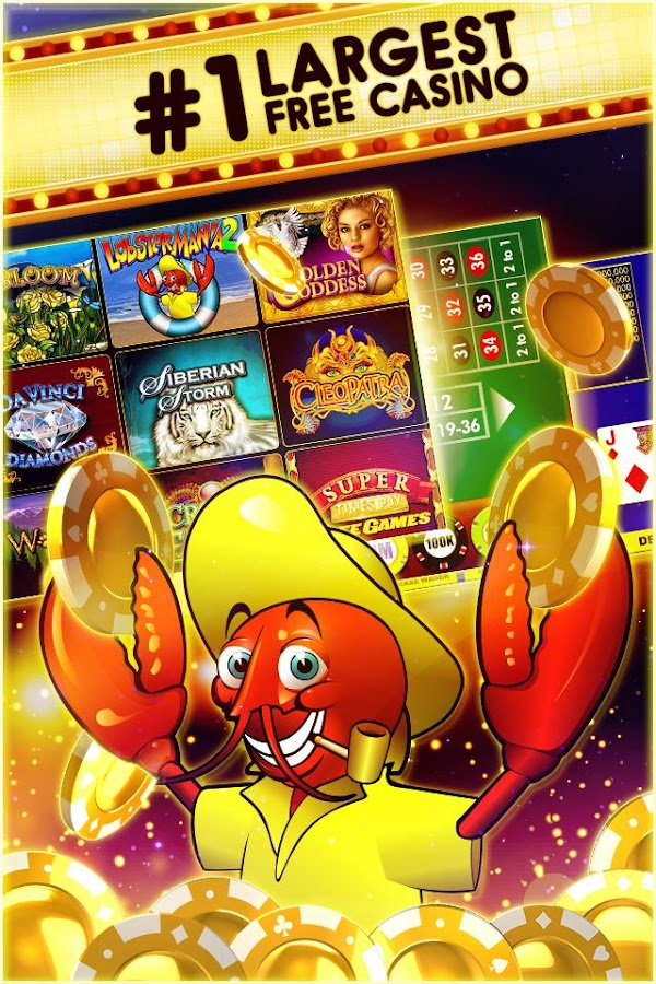 DoubleDown Slots & Casino Screenshot 1
