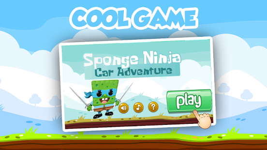 Sponge Ninja Adventure - screenshot